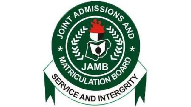 JAMB Recruitment application from portal